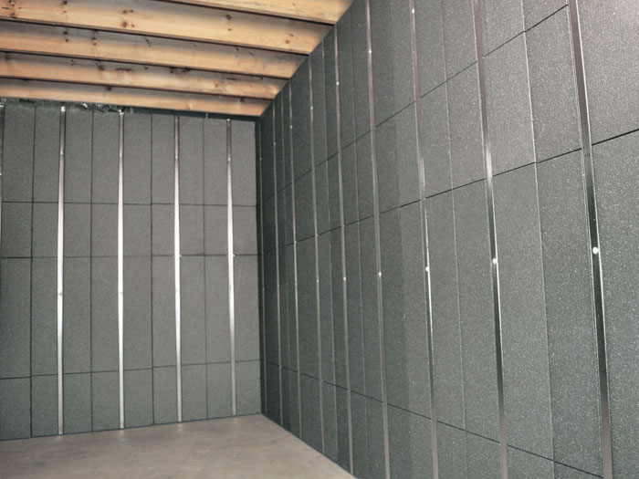 Basement To Beautiful™ Panels Installed In Henderson.