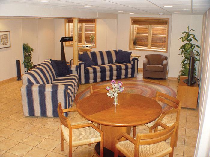 finished basement floor. ThermalDry  Basement Flooring floor Tiles Finished Floor in Owensboro Evansville Radcliff