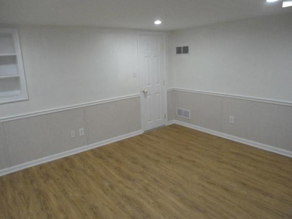 Reapairing A Kitchen Floor