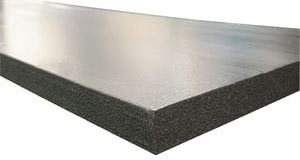 SilverGlo™ crawl space wall insulation available in Vine Grove
