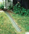 gutter drain extension installed in Rockport, Indiana and Kentucky