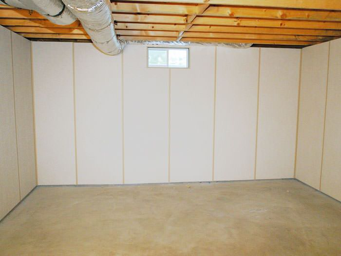 Insulated Basement Wall Panels · Basement Wall Panels As A Basement  Finishing Alternative For Boonville Homeowners ...