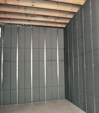 Thermal insulation panels for basement finishing in Newburgh, Indiana and Kentucky