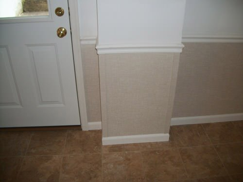 basement wall covering that resists mold & rot for Huntingburg homeowners