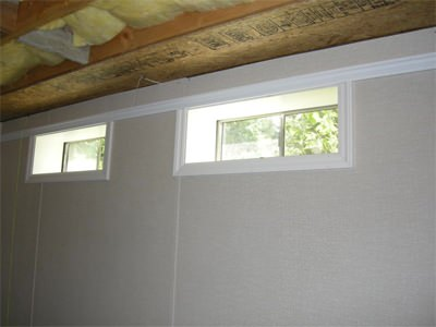 Basement window wells in evansville owensboro radcliff for Energy efficient replacement windows